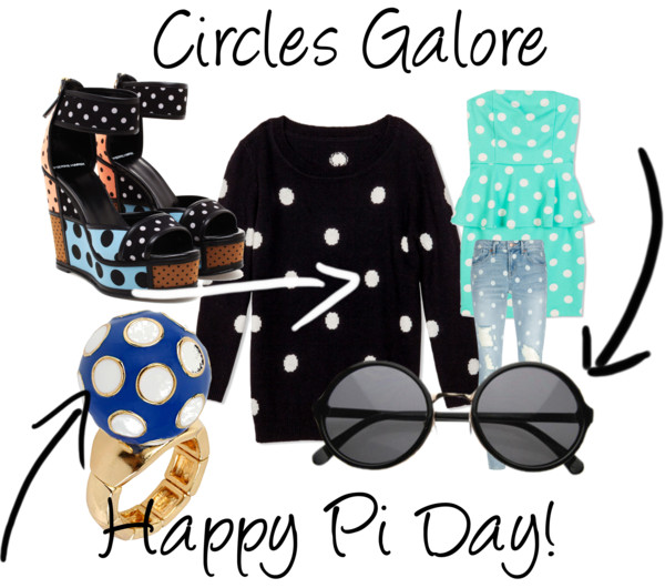 Pi Day Style
