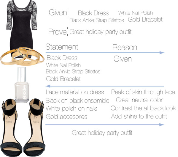 Fashionista Holiday Dress Proof