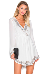 White Dress by The Jetset Diaries